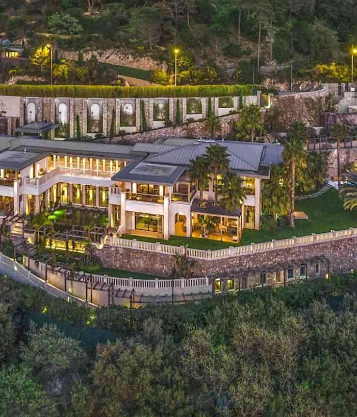 Cannes Villa Alang Alang 1