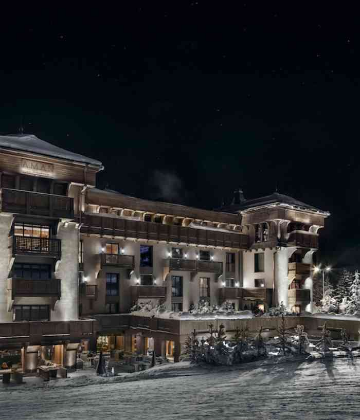 Courchevel Hotel Le Melezin 1