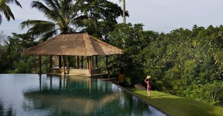 Amandari - Bali Luxury Accommodation