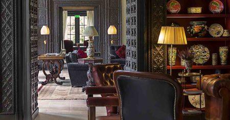 La Chartreuse de cos d'Estournel Luxury Accommodation