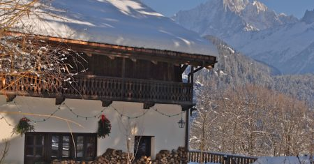 Chalet Peter Pan Luxury Accommodation