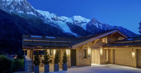 Chalet Rock and Roll Luxury Accommodation