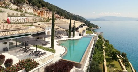 Villa Ultima Atokos Luxury Accommodation
