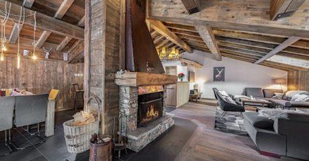 Chalet Étagne Luxury Accommodation
