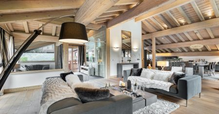Chalet le Grand Tetras Luxury Accommodation