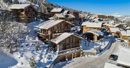 Chalet Alpette Luxury Accommodation