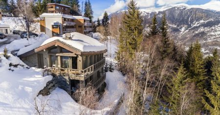 Chalet Belle Brise Luxury Accommodation