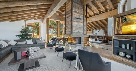 Chalet Conston Luxury Accommodation