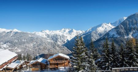 Chalet le 1550 Luxury Accommodation