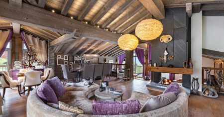Chalet Labaobou Luxury Accommodation