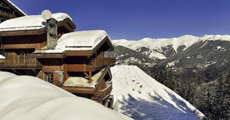 Chalet des Oursons Luxury Accommodation