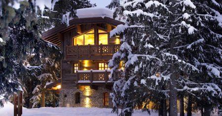 Chalet Gentianes Luxury Accommodation