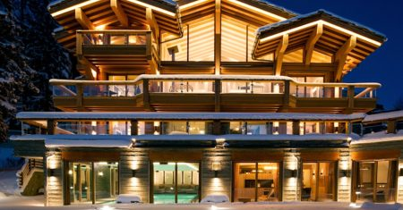Chalet Migui Luxury Accommodation