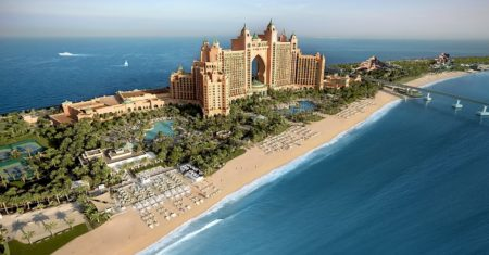 One&Only The Atlantis Palm Resort Luxury Accommodation