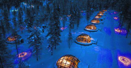 Kakslauttanen Artic Resort - Finnish Luxury Accommodation