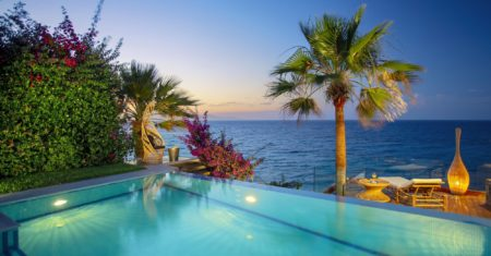 Grand Presidential Spa Villa Luxury Accommodation