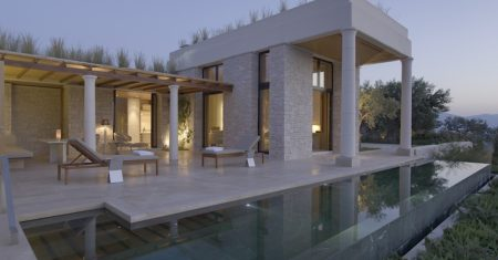 Amanzoe Luxury Accommodation