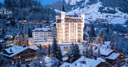 Hotel Gstaad Palace Luxury Accommodation