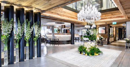 Hotel Ultima Gstaad Luxury Accommodation