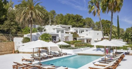 Villa Puig - Sant Joseph Luxury Accommodation