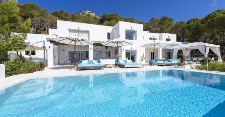 Villa White Romero - Es Cubells Luxury Accommodation