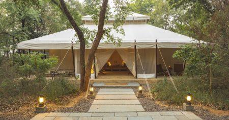 Aman-I-Khás - Ranthambhore Luxury Accommodation