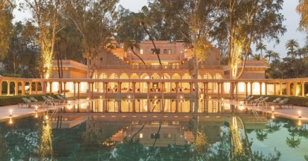 Amanbagh - Rajasthan Luxury Accommodation