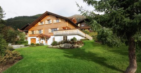 Chalet Luegisland Luxury Accommodation