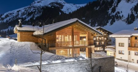 Chalet Chalech 5 Luxury Accommodation