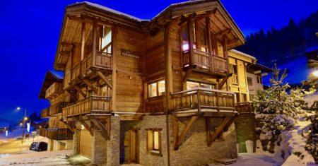 Chalet Valambrun Luxury Accommodation
