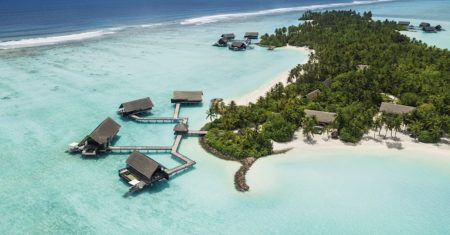 One&Only Reethi Rah - North Malé Luxury Accommodation