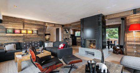 Chalet Arphege - Megeve centre Luxury Accommodation