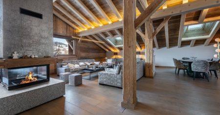 Chalet Ferme de la Princesse Luxury Accommodation