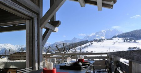 Chalet Grey Pearl Luxury Accommodation