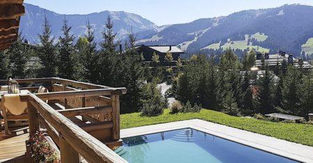 Chalet Izoard - Mont d'Arbois Luxury Accommodation