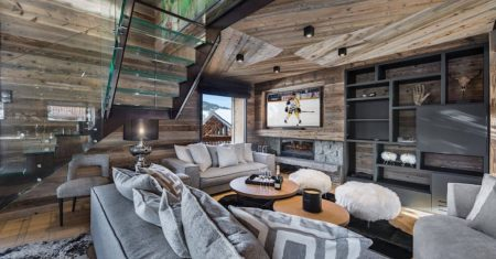 Chalet Lamartine - Megeve centre Luxury Accommodation