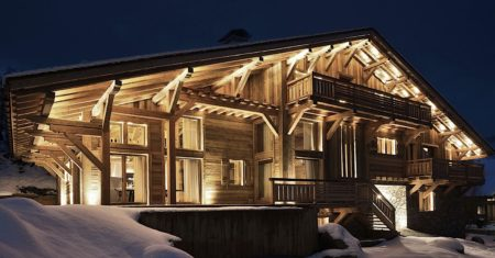 Chalet Mont Blanc View Luxury Accommodation