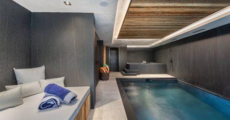 Chalet White Lodge - Megeve centre Luxury Accommodation
