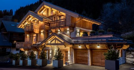 Chalet L'Arpege Luxury Accommodation