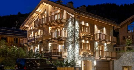 Chalet La Loze Luxury Accommodation