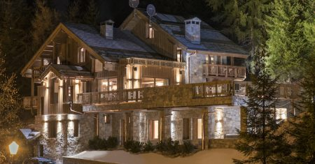 Chalet Valentine Luxury Accommodation