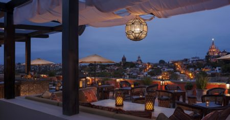 San Miguel de Allende - Rosewood Luxury Accommodation