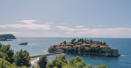 Aman Sveti Stefan Island Luxury Accommodation