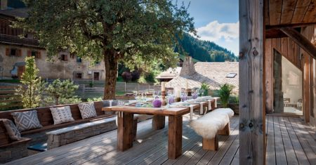 Chalet 46˚ Luxury Accommodation