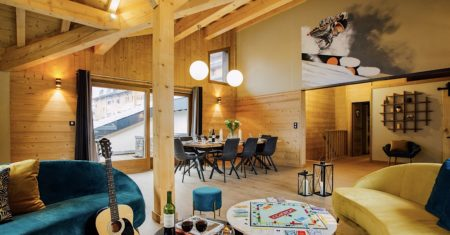 Chalet Melodie Luxury Accommodation