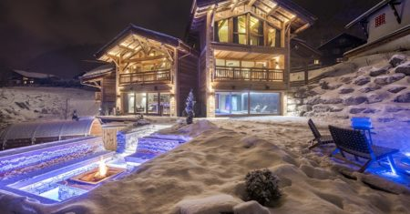 Chalets Sapphire & Little Gem Luxury Accommodation