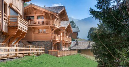 Chalet Vorlaz Luxury Accommodation