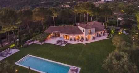 Villa Andromeda - Mougins Luxury Accommodation