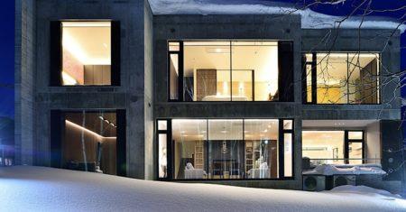 Chalet Mukashi Mukashi Luxury Accommodation