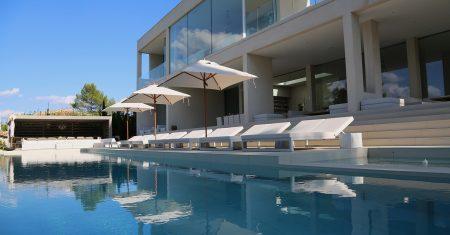 Villa Blanche du Bois Luxury Accommodation